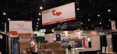 Sneak peek: Photos of 2011 CES iLounge Pavilion