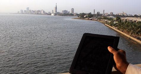 Photo of the Week: iPad in Nigeria