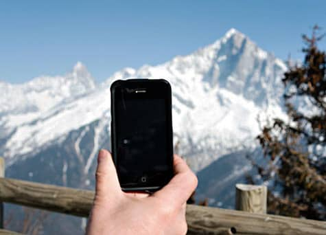 Photo of the Week: iPhone in Europe