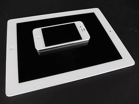 White iPhone 4 unboxing photos posted
