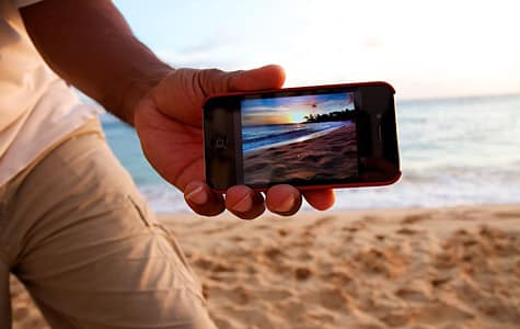 Photo of the Week: iPhone 4 in Hawaii