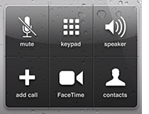 Making a Conference Call on the iPhone