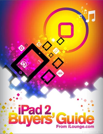 Wherein We Soft-Launch The iPad 2 Buyers' Guide For You