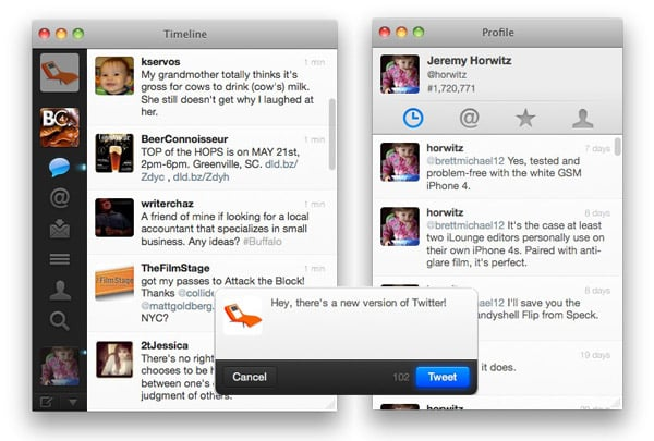 Twitter, Inc. Twitter 2.1