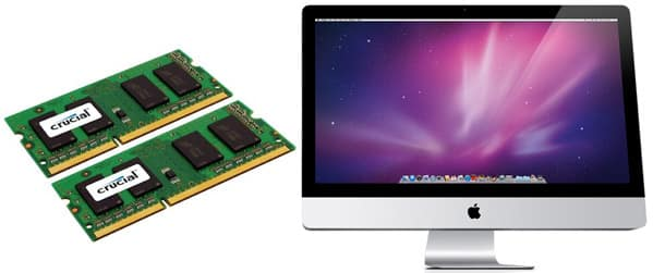 Crucial RAM for iMac (Early 2011)