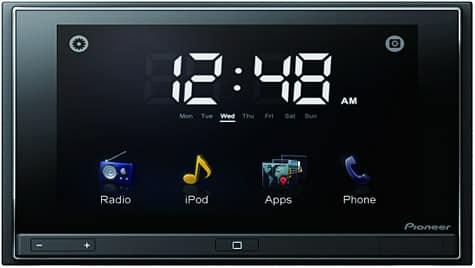 Pioneer intros AppRadio touchscreen auto receiver