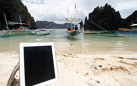 Photo of the Week: iPad 2 in the Philippines