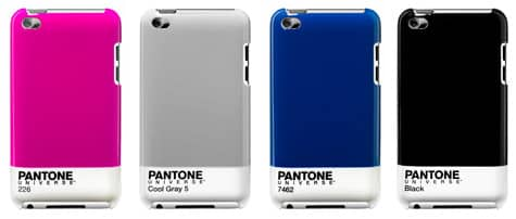 Case Scenario outs Pantone case for iPod touch 4G