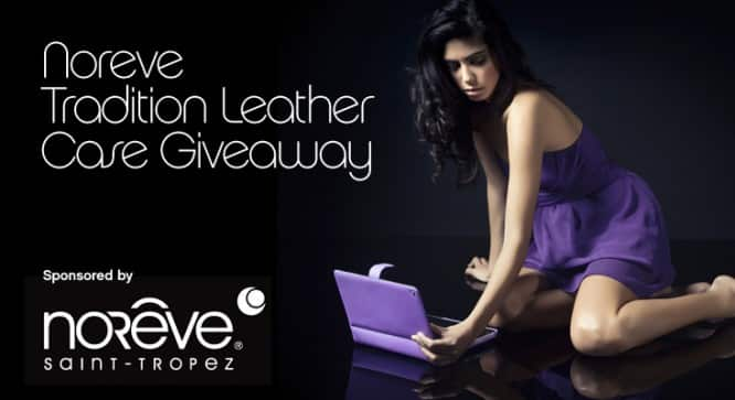 Noreve Tradition Leather Case Giveaway – Winners Announced
