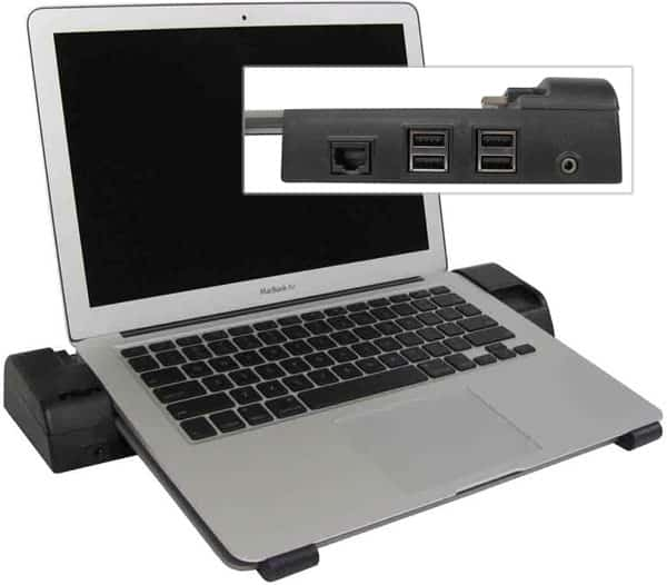 "BookEndz Docking Station for 13"" MacBook Air"