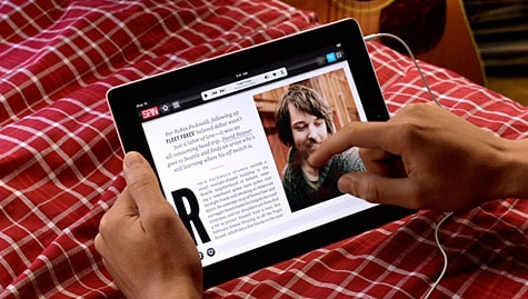 """Apple airs new iPad 2 commercial """"Now"""""""