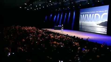 Apple posts iOS 5, WWDC 2011 Keynote Address videos