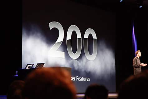 Apple announces iOS 5 with over 200 new features