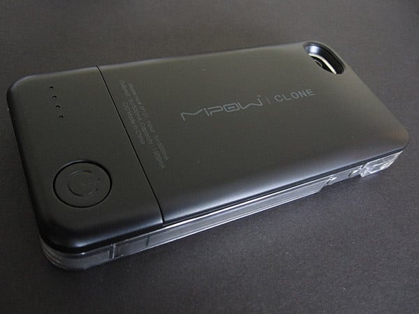 Review: Mipow Clone + Maca Air Color Power Cases for iPhone 4