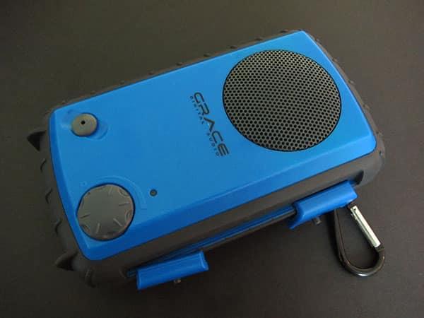 First Look: Grace Digital Eco Extreme Speaker Case