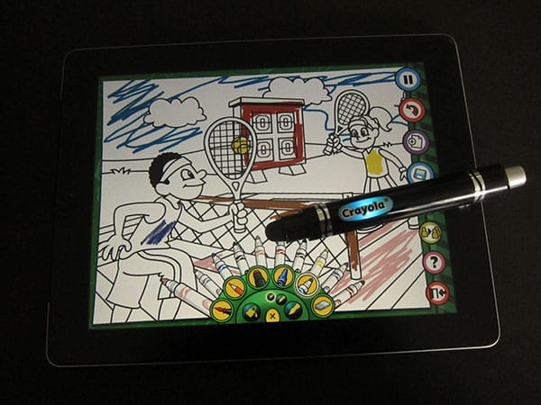 Review: Griffin Crayola ColorStudio HD