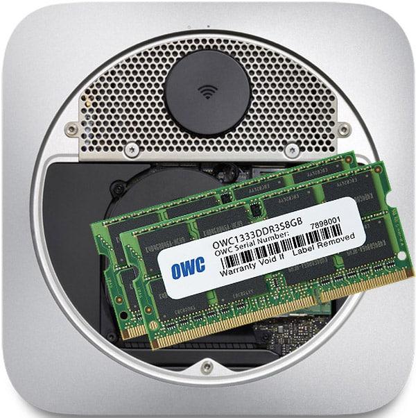 OWC RAM for Mac Mini (Mid 2011)