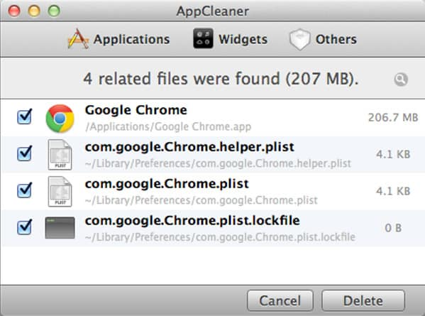 FreeMacSoft AppCleaner
