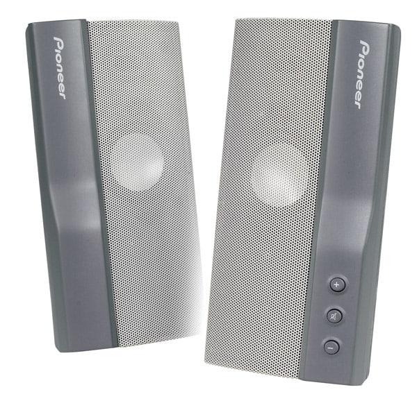 Pioneer S-MM301 Portable Speakers