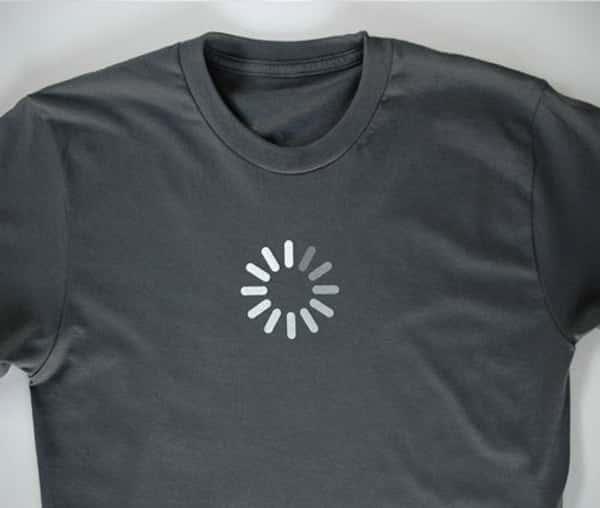 Panic Spinner T-Shirt