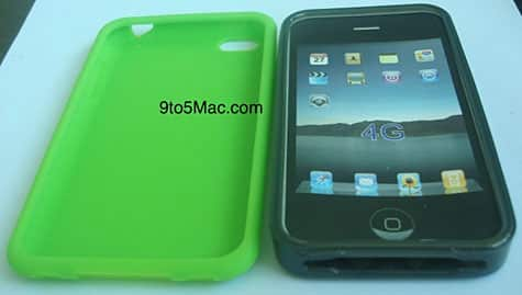 Purported iPhone 5 case, iPhone 4S pics appear
