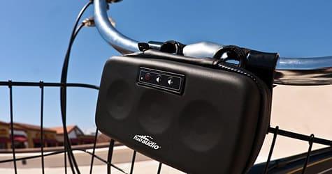 H2O Audio launches Xplorer Speaker Case