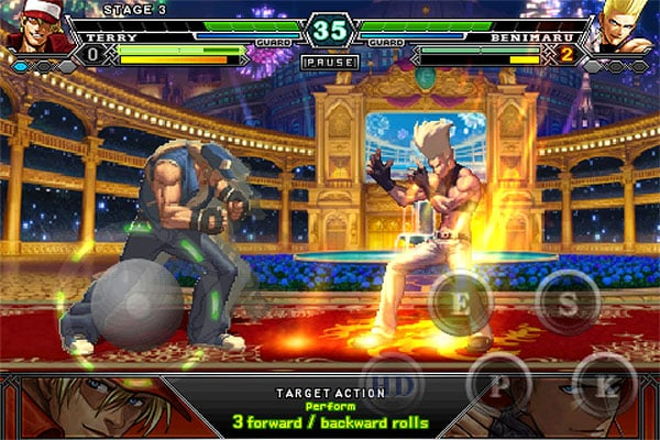 Review: SNK Playmore The King of Fighters-i 002