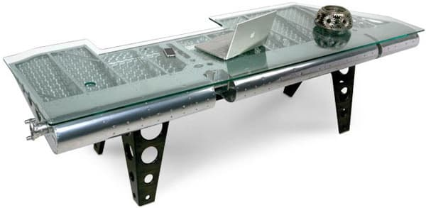 MotoArt Airplane Desks