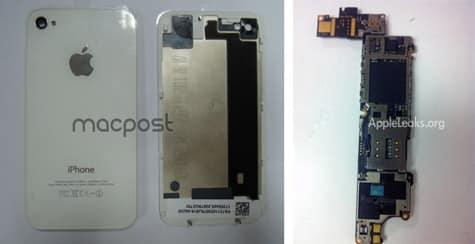 Purported next-gen iPhone back, logic board appear