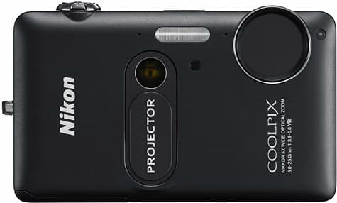 Nikon intros Coolpix S1200pj with iOS compatibility