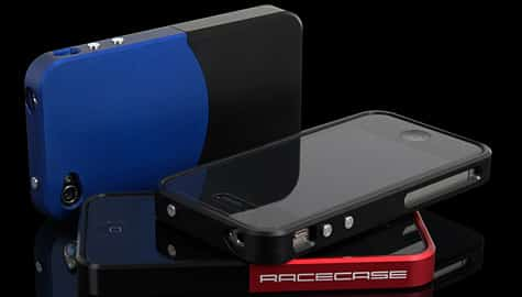 RaceCase offers hybrid GP case for iPhone 4