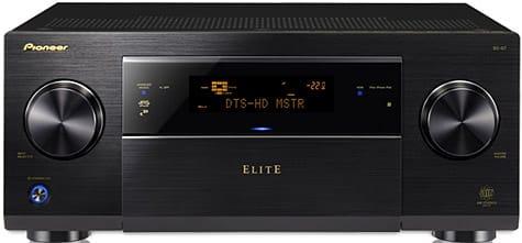 New Pioneer Elite receivers pack AirPlay inside