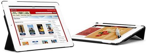 Griffin unveils Intellicase for iPad 2