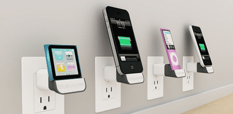 Bluelounge unveils MiniDock for iPod, iPhone