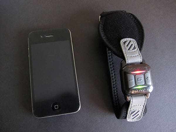 Review: Scosche myTrek Wireless Pulse Monitor