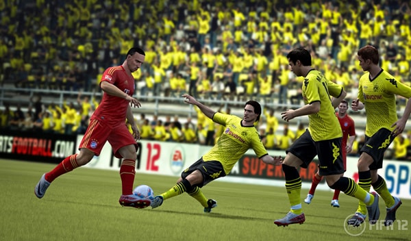 EA Sports FIFA Soccer 12