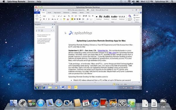 Splashtop Inc. Splashtop Remote Desktop