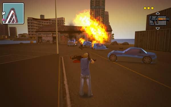 Gameloft Gangstar: Miami Vindication