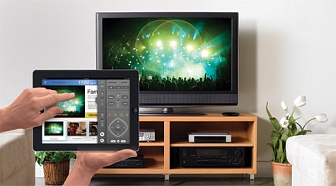 Logitech intros Harmony Link remote for iOS