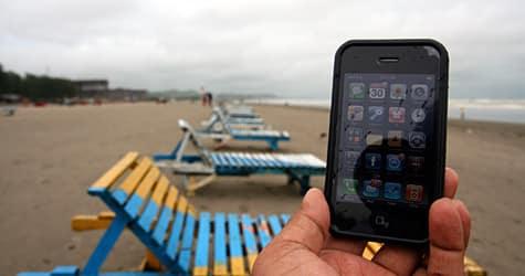 Photo of the Week: iPhone 3G in Bangladesh