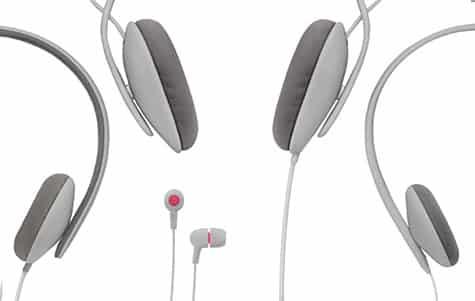 Incase ships Audio Collection headphones
