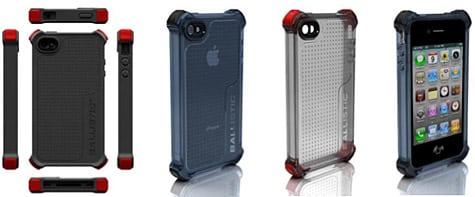 Ballistic ships Ballistic LS case for iPhone 4