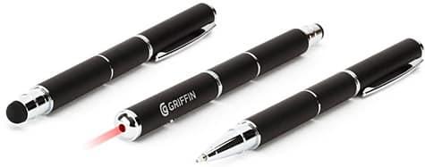 Griffin intros Stylus + Pen + Laser Pointer