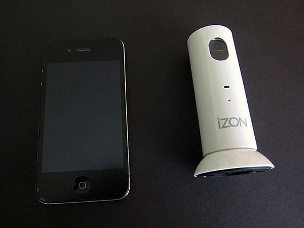 Review: Stem Innovation iZon Remote Room Monitor