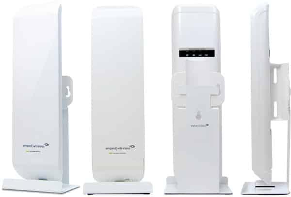 Amped Wireless SR600EX High Power Wireless-N 600mW Pro Smart Repeater