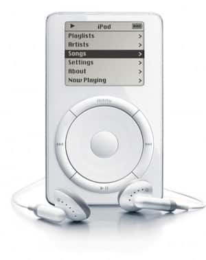 iPod announced 10 years ago today