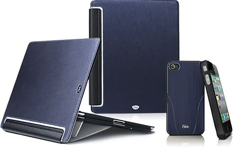 iSkin rolls out Aura cases for iPhone 4/4S, iPad 2