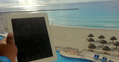Photo of the Week: iPad 2 in Mexico