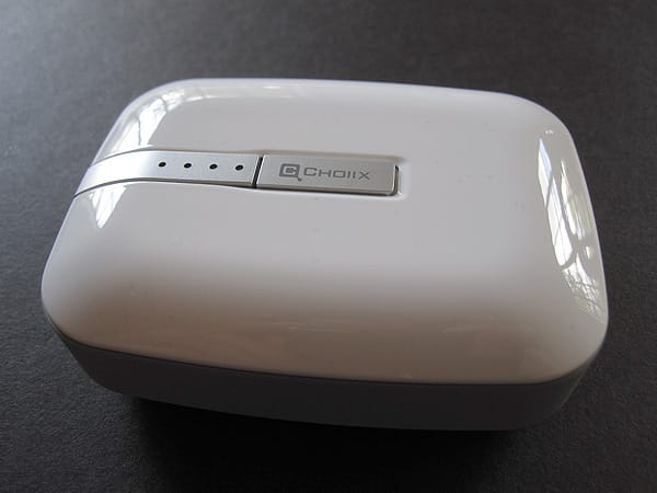 Review: Choiix Power Fort 5600mAh Rechargeable Battery Pack