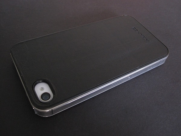 First Look: Aranez Mirage Leather Case + Pouch Leather Case for iPhone 4/4S